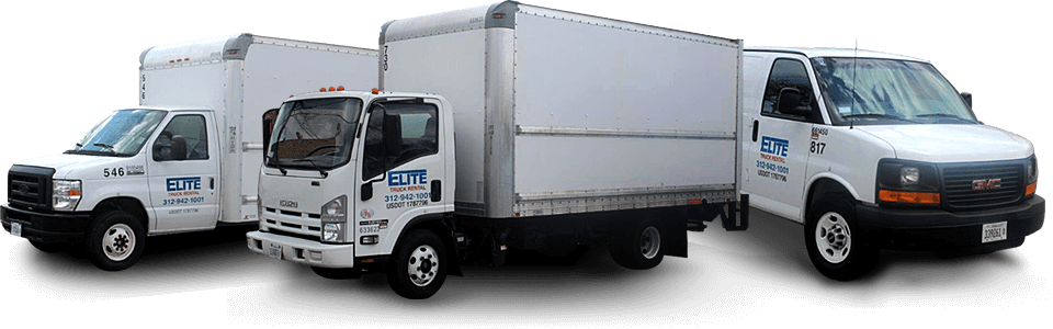 Trucks For Rent >> Elite Truck Rental Moving Truck Rental In Chicago Il