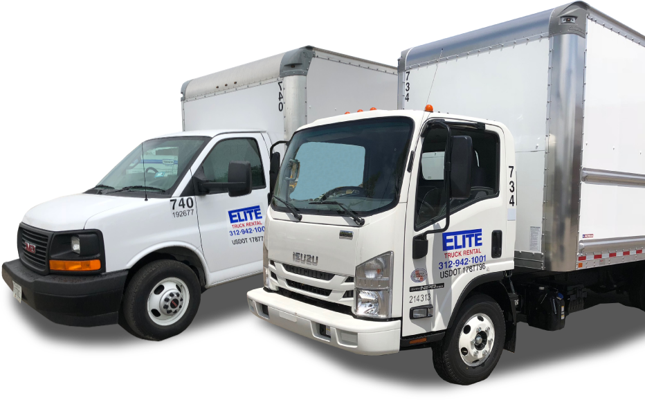 Trucks For Rent >> Elite Truck Rental Low Cost Moving Trucks In Chicago Il